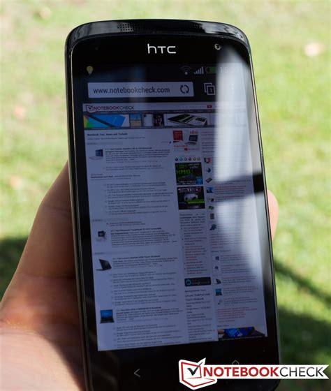 htc desire 500 review htc desire 500 smartphone notebookcheck net reviews