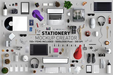 material design mockup creator hero stationery mockup creator product mockups