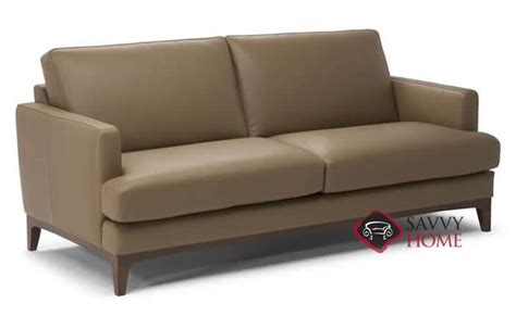 Leather Studio Sofa Bevera Leather Studio Sofa By Natuzzi Is Fully Customizable By You Savvyhomestore