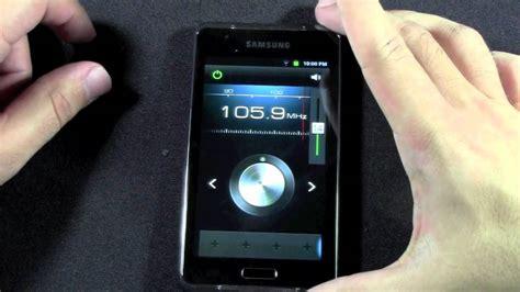 Hp Samsung Fm Radio samsung galaxy player 4 2 fm radio