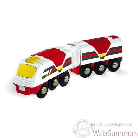 train bois brio train bois t 233 l 233 commande infrarouge brio 33221000 de