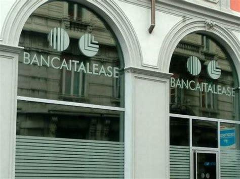banca italease banca italease diminuiscono di 1 7 miliardi i crediti a
