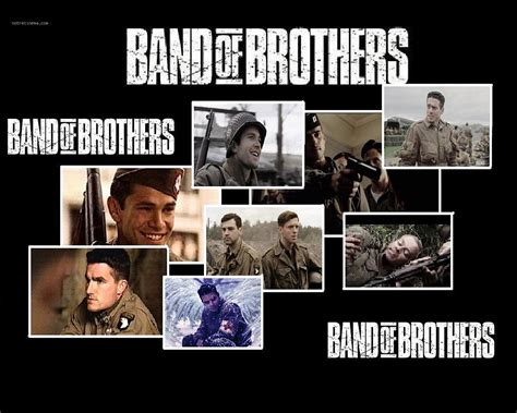 film seri band of brothers band of brothers the serie
