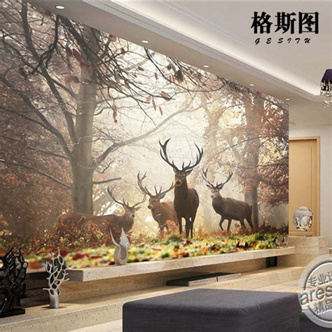 wildlife wall mural 28 100 deer wall mural deer wildlife wall