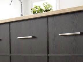 Sektion accent doors for kitchen cabinets and drawers