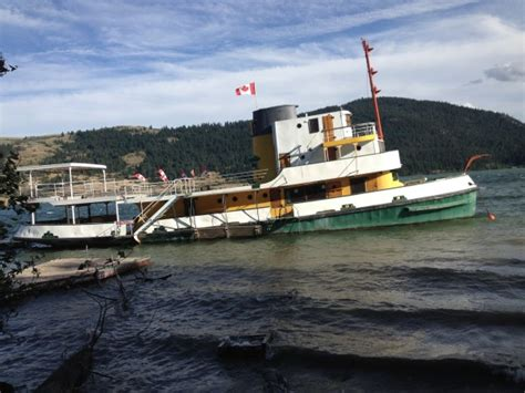 boat lettering vancouver bc runaway tug boat vernon news castanet net