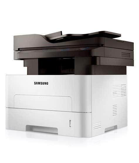 Printer Laser Multi samsung sl m2876nd xip multi function laser printer buy