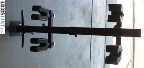 Truck Gun Racks For Sale by Armslist For Sale 2 Gun Rack For Utility Vehicle Jeep Atv