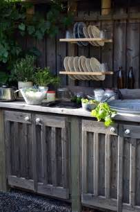 rustic outdoor kitchen outside ideas