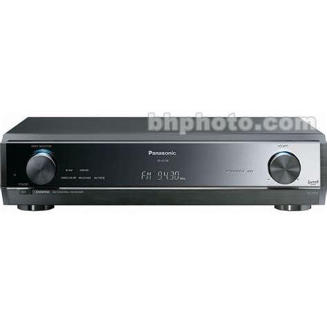 panasonic sa xr700 7 1 channel digital home theater