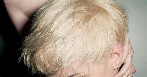 blonde kurzhaarfrisuren unsere top  im februar