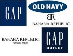free shipping at banana republic the gap old navy gap haberemdashery