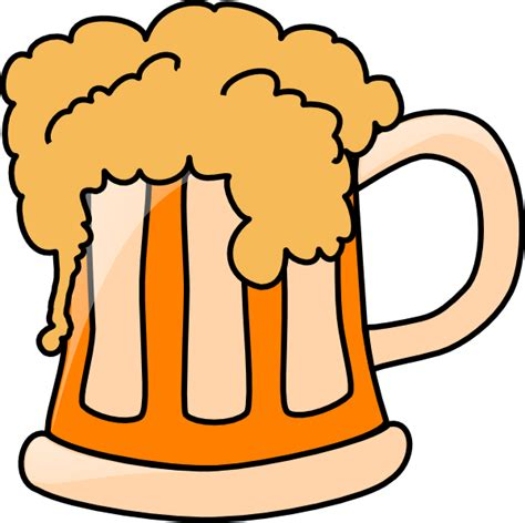beer cartoon transparent beer clip art at clker com vector clip art online