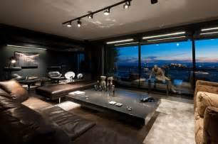 a dramatic residence fit for mr bond skyfall apartment by studio omerta chaplins