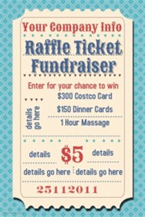 charity ticket donation card template 80 customizable design templates for raffle postermywall