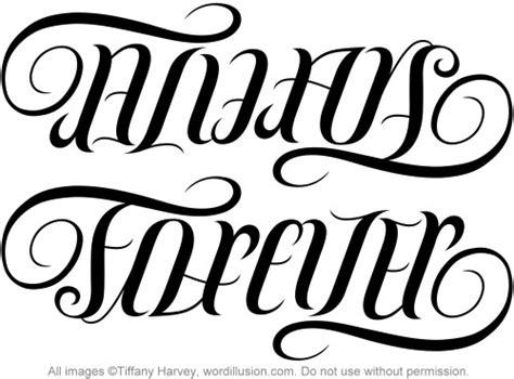 tattoo font generator ambigram tattoo ambigram generator