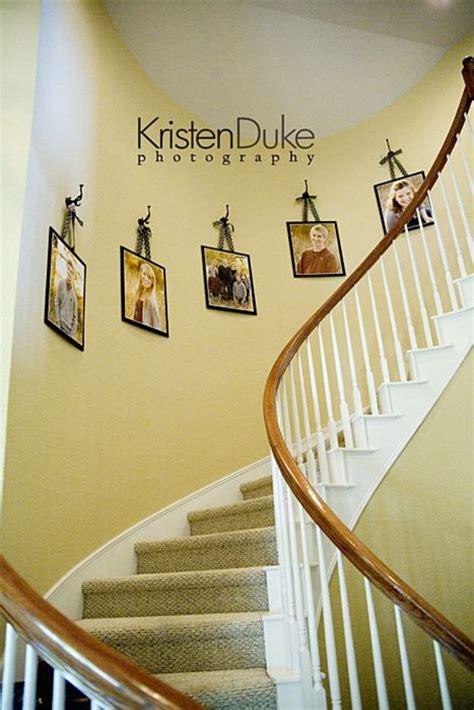 stairway decor 28 ideas for gorgeous diy gallery walls tip junkie