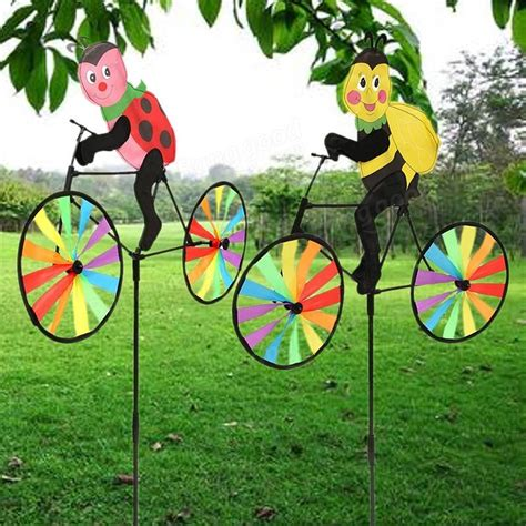 bicycle wind bicycle wheel wind spinners 4k wallpapers