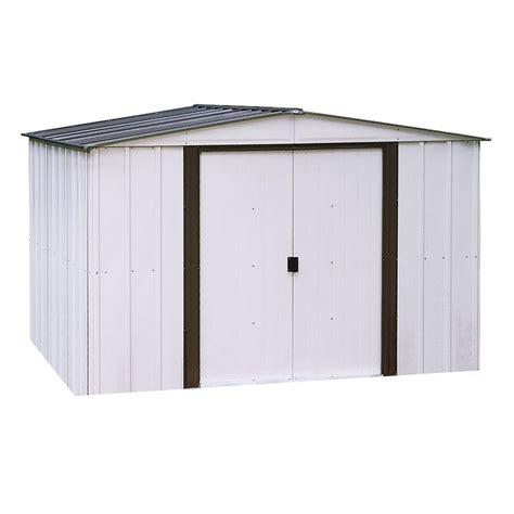 arrow newport  ft   ft metal shed np