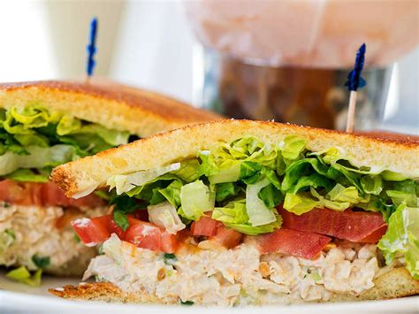 Chicken Salad Sandwich Recipe ? Dishmaps