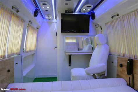 Tempo Interiors by Tempo Traveller Test Drive Page 3 Team Bhp