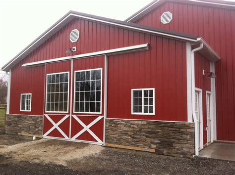 Sliding Barn Doors Pole Barn Sliding Doors Pole Barn Sliding Doors