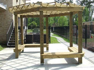 Hexagonal Pergola Designs by 57 Best Images About Outdoors Building Gardening On