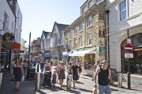 bid uk newquay business improvement district 187 shops in newquay