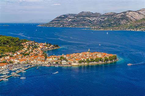 circuit croatie le pays aux mille iles croatie avec