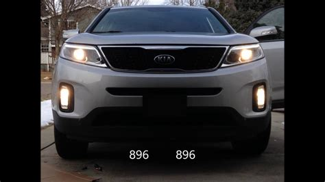kia fog lights 2014 kia sorento fog lights