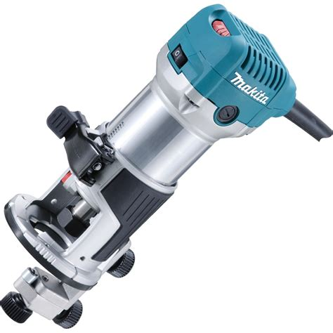 Makita 3709 Light Easy Trimmer makita 3709 6mm 1 4
