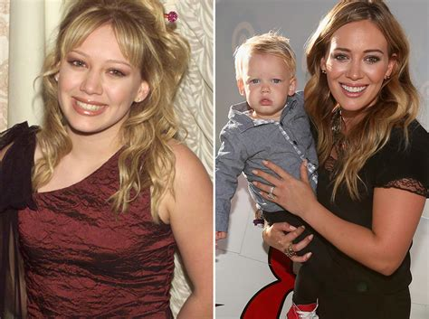 Hilary Duff Has Indeed Gained A Few The Website by It S How These 20 Child Look Now