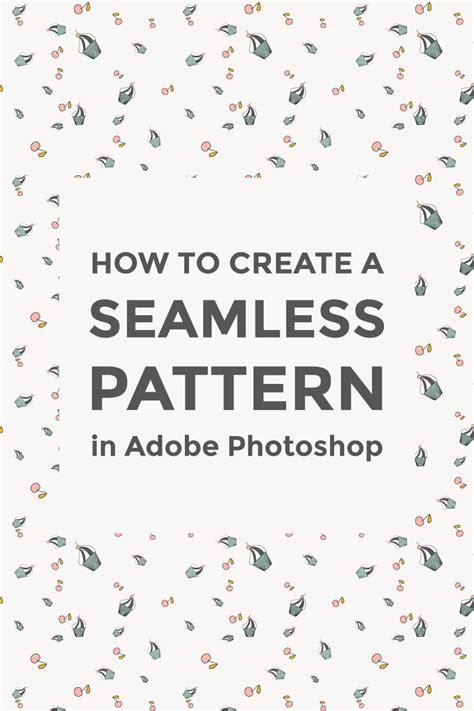 seamless pattern indesign how to make a seamless pattern in photoshop adobe