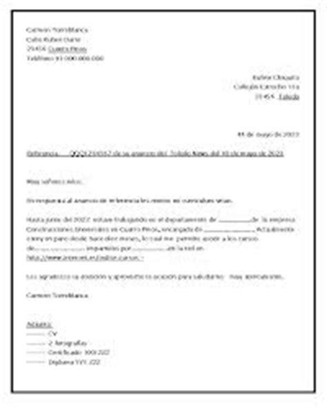 carta a una nacin 8493604828 c modelos de peticin autos weblog
