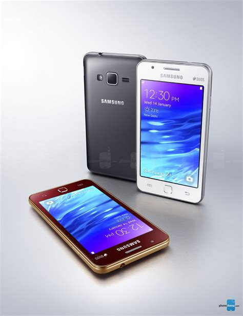 Samsung Z1 Samsung Z1 Sales Quot Exceeded Expectations Quot Two Tizen