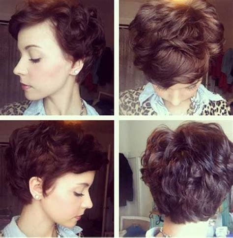 pixie cut curly hair round face 10 short pixie cuts for round faces pixie cut 2015