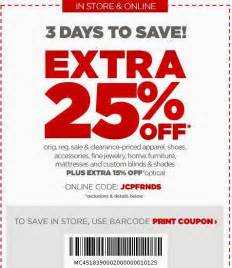 jc penny coupon codes 2017 2018 best cars reviews