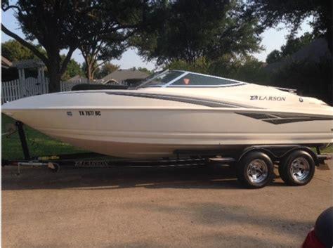 larson boats for sale in texas larson senza boats for sale in texas