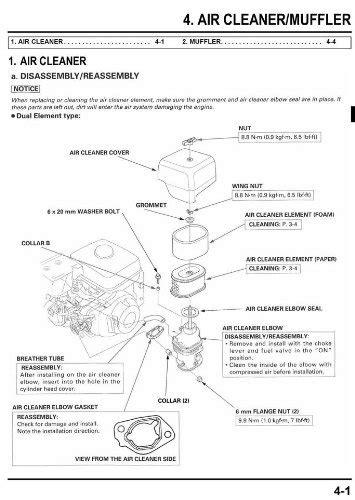 small engine service manuals 2009 honda element user handbook honda gx240 gx270 gx340 gx390 engine service repair shop manual toolfanatic com