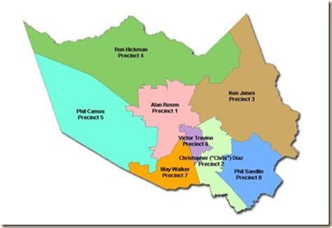 montgomery county texas precinct map harris county precinct map my