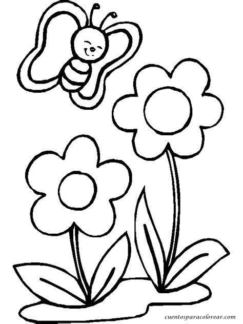 flores dibujos infantiles para colorear para ni 241 os y ni 241 as dibujos para colorear flores