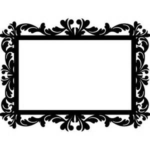 Wall Sticker Frames wallstickers folies frame wall stickers
