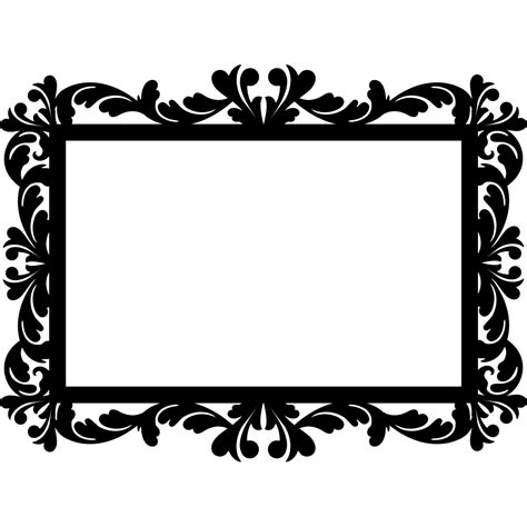 wall frame stickers wallstickers folies frame wall stickers
