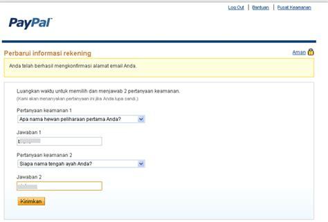 bagaimana membuat paypal email apa itu paypal bagaimana cara daftar membuat akun