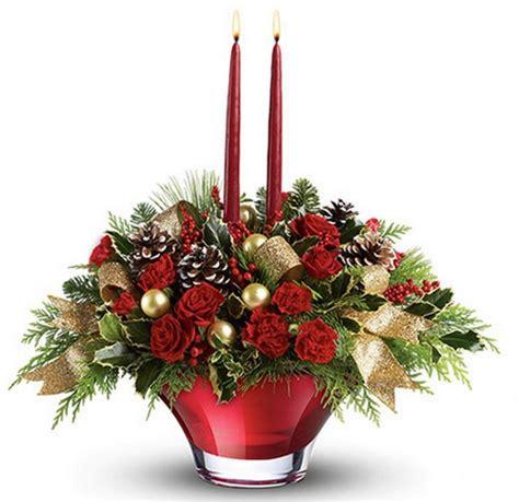 christmas arangemts fyi teleflora flowers