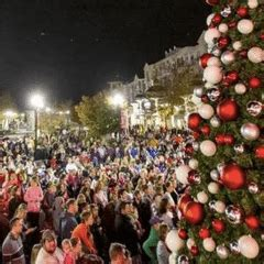 market commons tree lighting ceremony myrtle beach area christmas tree lightings and parades