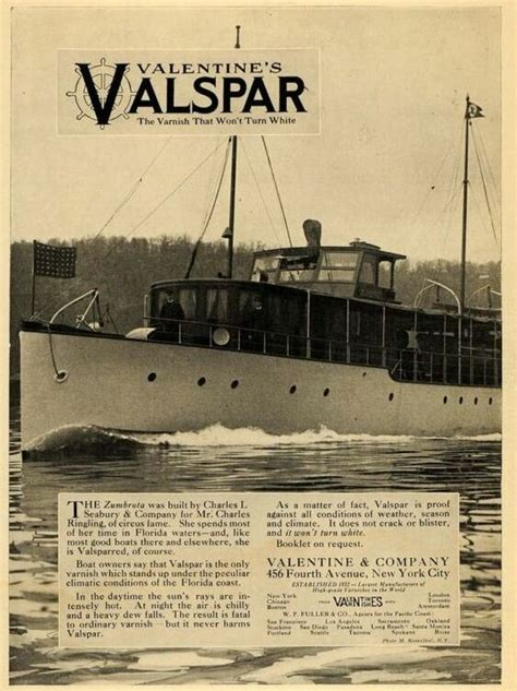 yacht zumbrota advertisers just like the american public loved the