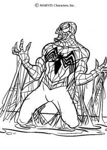 venom coloring pages venom coloring pages hellokids