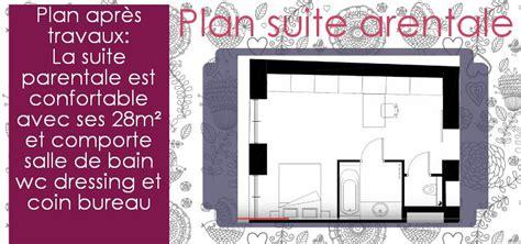 Formidable Plan De Suite Parentale Avec Salle De Bain Dressing #5: plan-suite-parentale-2.jpeg