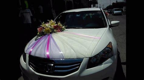 como decorar un carro para xv años como decorar un carro para boda carros para boda y xv a
